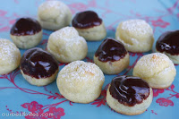 Tutorial: Cream Puffs