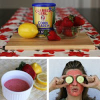 Spa in the Kitchen: Facials