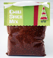 Chili Spice Mix: Ready for Gift-Giving!