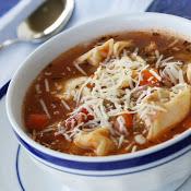 Our Best Bites: Tortellini Sausage Soup