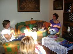 Curso Mesa Tachyonica - Set/2009