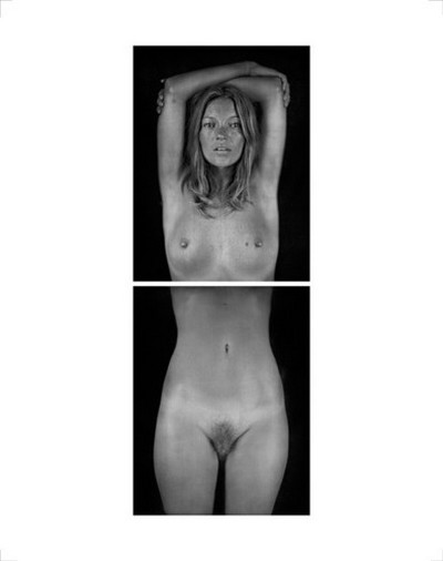 Kate Moss goes nude for W magazine -- see the hot pic