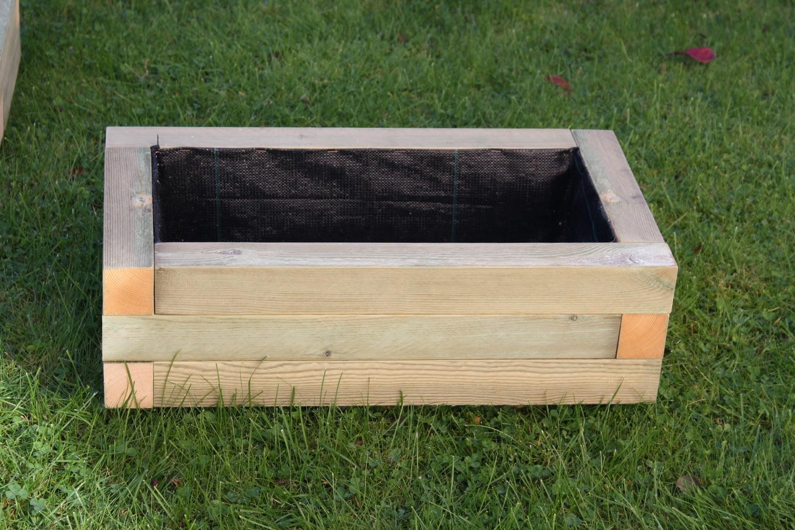 Maceteros y jardineras c a macetero exterior puede - Maceteros de madera para exterior ...