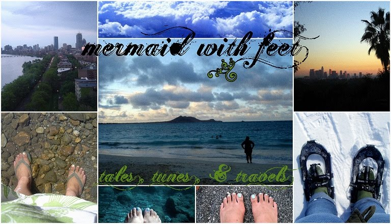 mermaid with feet:  tales, tunes, and travels