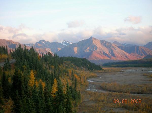The Alaskan Adventure Continues