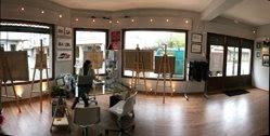 Rebeca Ponte en su tienda