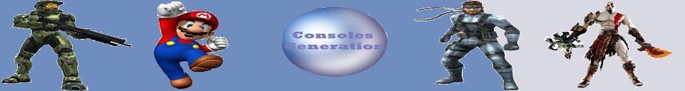 Consoles Generation