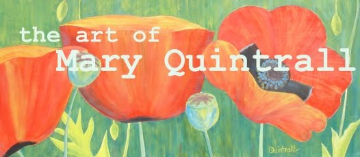 the art of Mary Quintrall