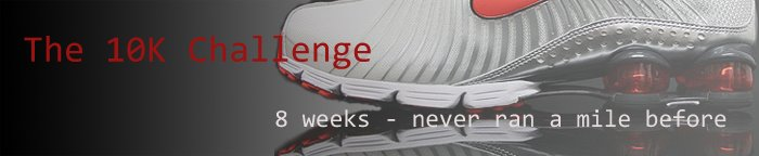 The 8 Week 10K Challenge!