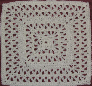 KNITTING PATTERNS FOR 8 INCH SQUARES   KNITTING PATTERN