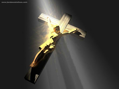 Catholic Crucifix Wallpaper