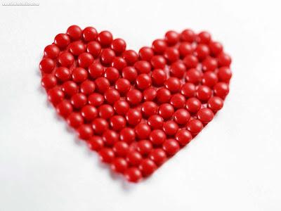 Corazones+rojos+letra