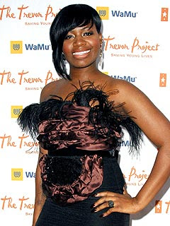 celebrity: fantasia barrino short hair cut