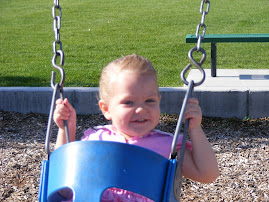 Kailey at the park
