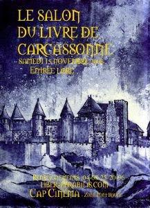 Traditions occidentales salon du livre de carcassonne for Salon du taf carcassonne