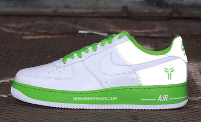 nike air force clear