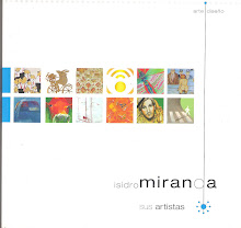 Libro Isidro Miranda y sus artistas
