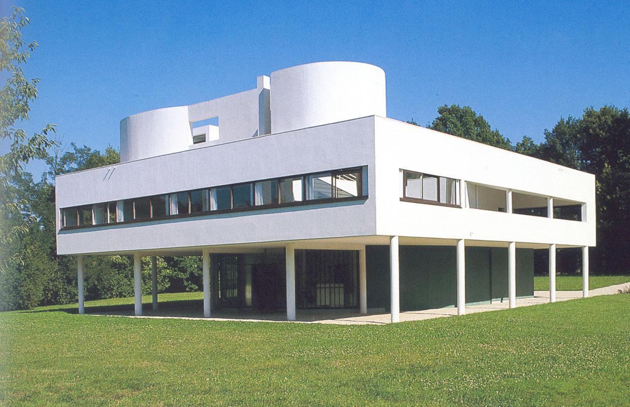 Casi arquitectos etsa trabajo le corbusier emilio bello - Cubismo arquitectura ...