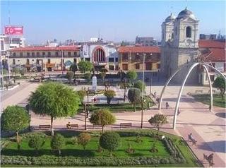 PARQUE CONSTITUCION DE HUANCAYO