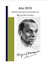 Centenario del nacimiento de Miguel Hernández