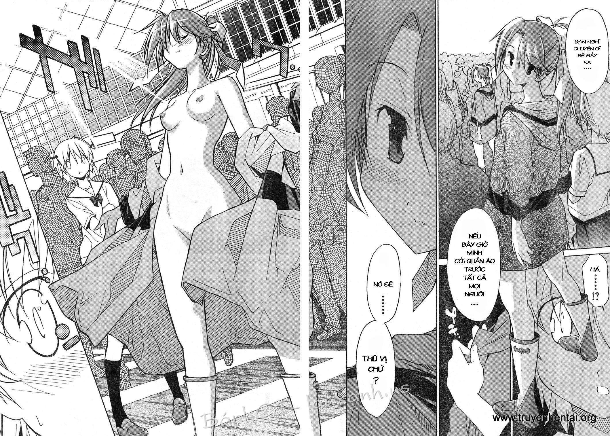 Aki-Sora Chap 4 - Trang 18