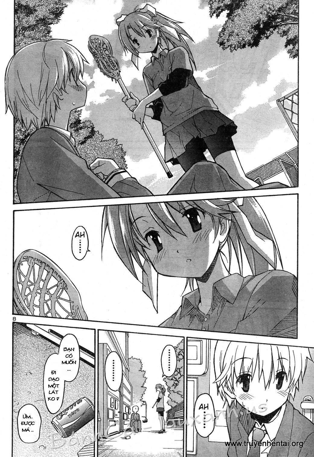 Aki-Sora Chap 4 - Trang 8