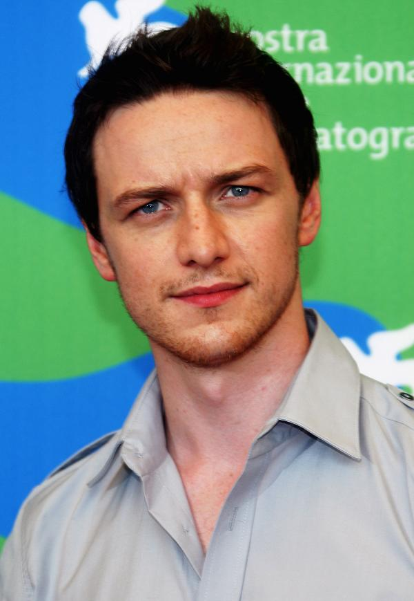 James Mcavoy, Hair Styles!
