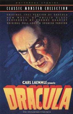 Drácula dirigida por Tod Browning