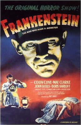 Frankenstein dirigida por James Whale