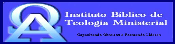 Intituto Bíblico de Teologia Ministerial