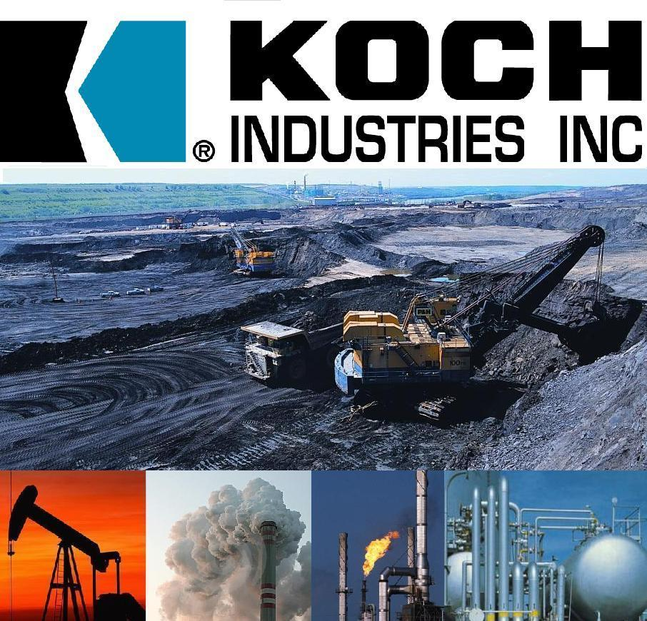 The green market oracle koch industries 39 environmental crimes for Koch industries