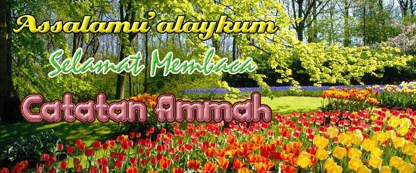 'Ammah Blog