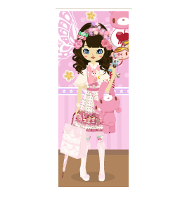 Add me on Poupee Girl!