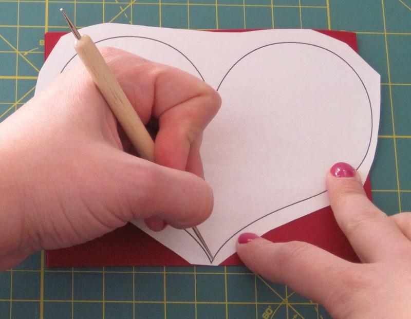 Card Tricks: Countdown to Valentine's Day: Card 4