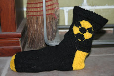 Radioactive Sock Pattern