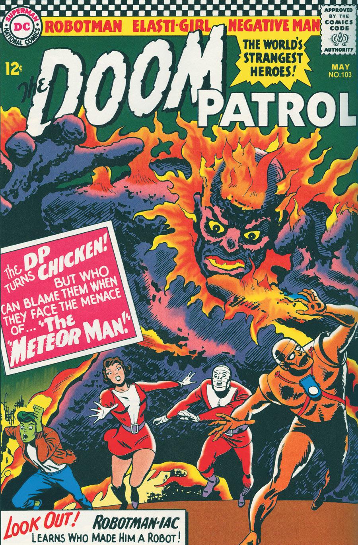 doom patrol - photo #28