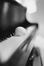 Egg on the Piano