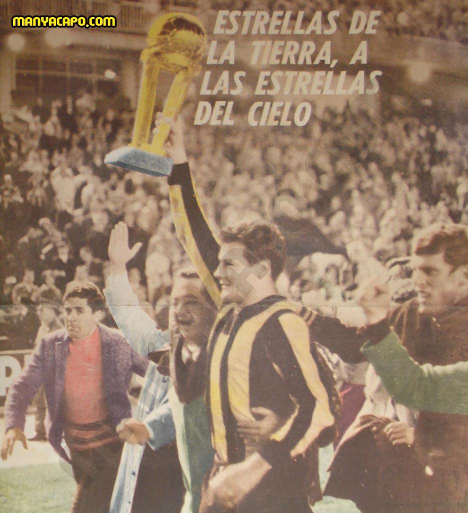 """Ganar """"A lo Peñarol"""""""