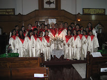 Our beloved choir : PS Sela GPIB Bukit Moria, Jakarta