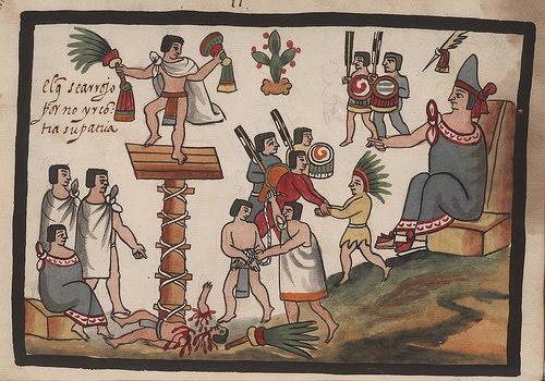 [Bild: Moctezuma+Ilhuicamina+manuscrito+tovar.jpg]