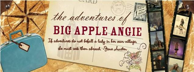 The Adventures of Big Apple Angie