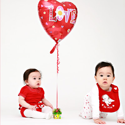 love balloon for valentines day