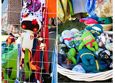 cool handmade stuffed toys