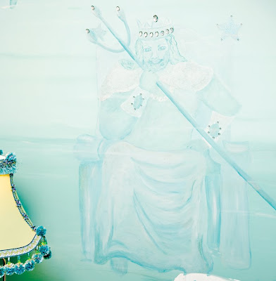 mermaid man king type character