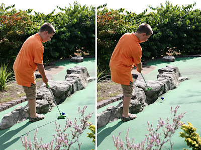putt putting for the fun of it