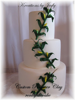 Fake Wedding Cakes for Purchase or Rental: 2009