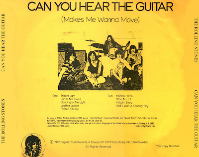 The Rolling Stones - Can You Hear The Guitar