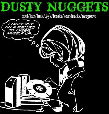 DUSTY NUGGETS: Vinyl Records. Mixtapes. Musings.