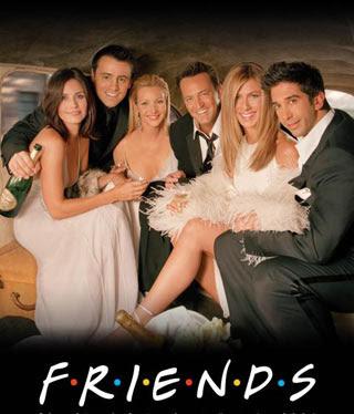 Hablemos de Series... Friends