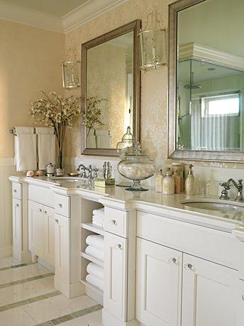 the classy woman ®: my inspiration room & bathroom eye candy